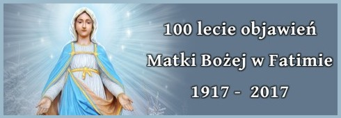 100lecie Fatima
