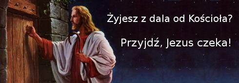 Jezus czeka!