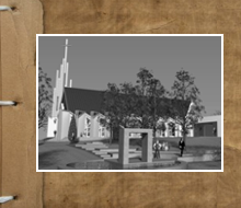 Budowa kościoła pw. Mądrości Bożej